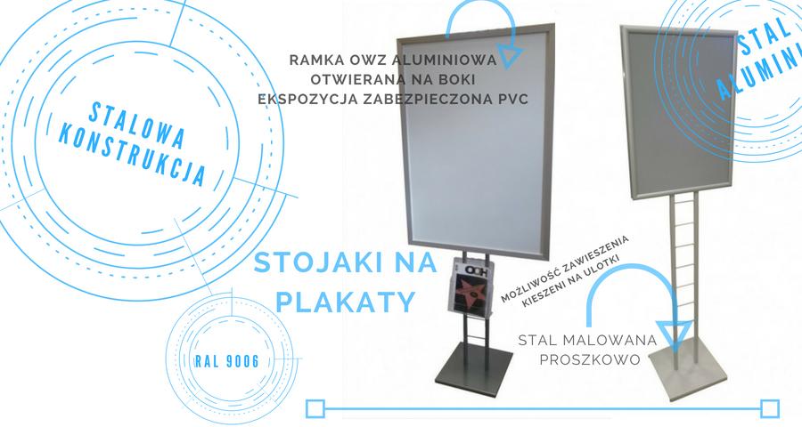 Stojaki Na Plakaty Potykacze Sklep Internetowy Stojaki